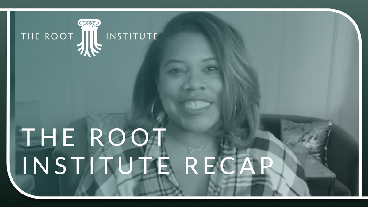 The Root Institute cover image