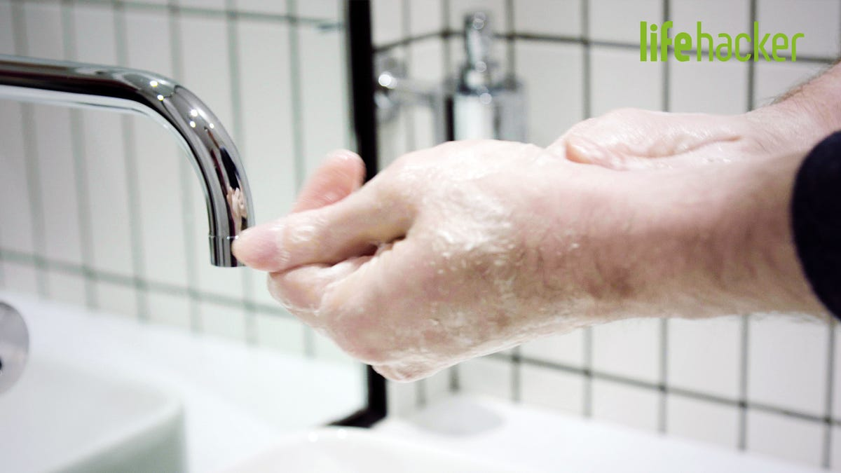The CDC-Approved Method to Washing Your Hands, Step By Step