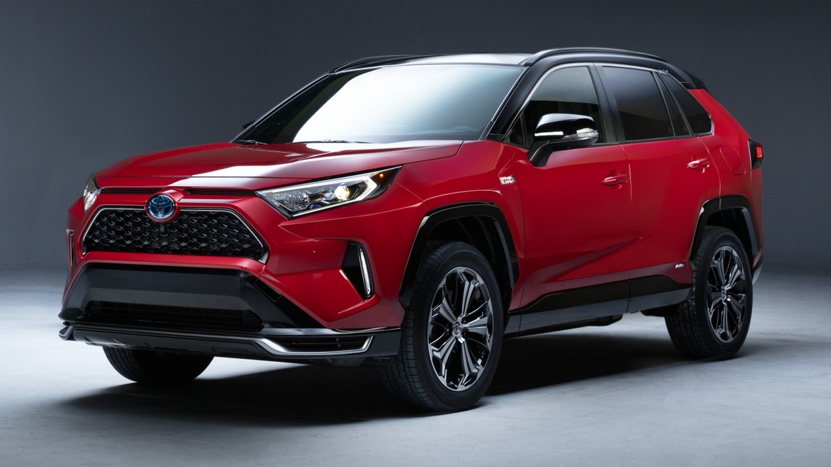 The 2021 Toyota RAV4 Plug-In Hybrid Might Become The Most Popular Plug-In Ever