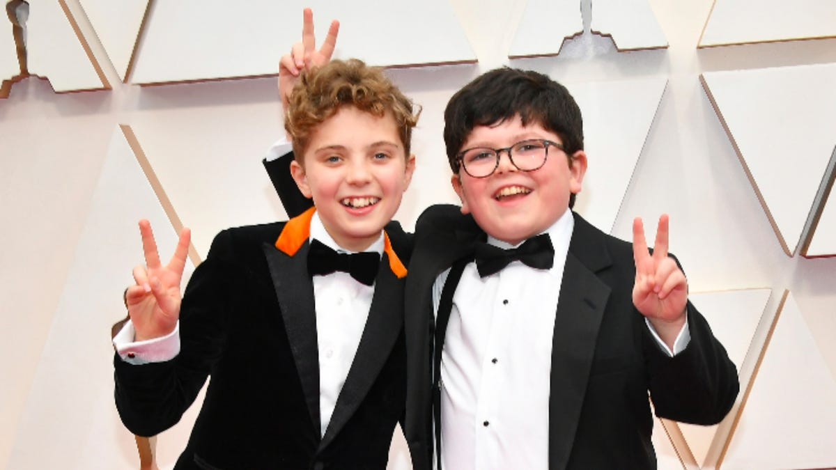 The best photos of the 2020 Oscars red carpets