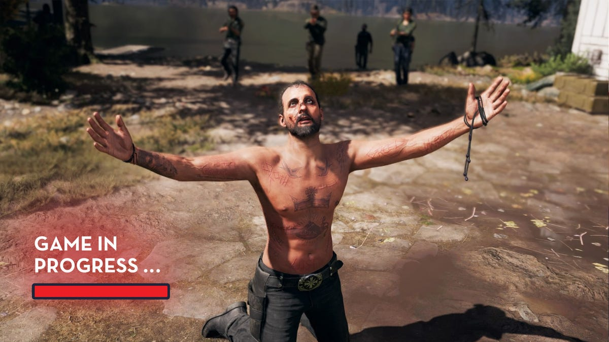 Far Cry 5 S Nihilistic Ending Tries To Take The Rest Of The Game