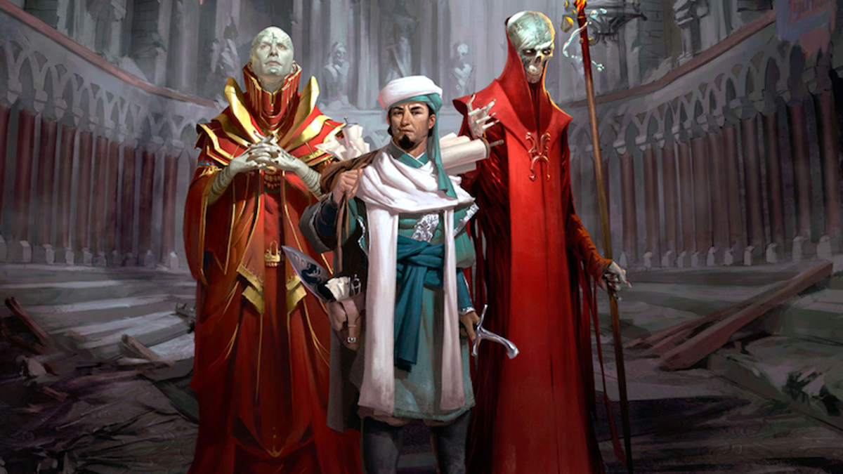 The Best Dungeons & Dragons Adventures Keep Things Simple