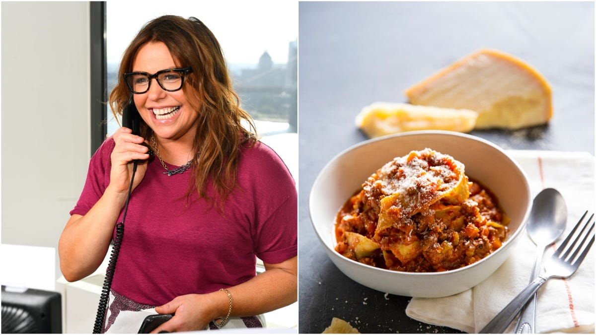 Rachael Ray finally opens restaurant—with no physical location