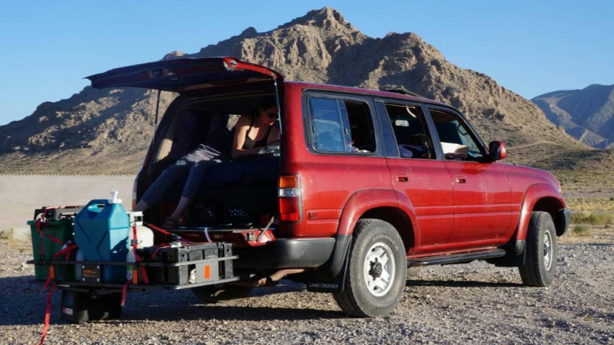 1992 Toyota Land Cruiser Problems
