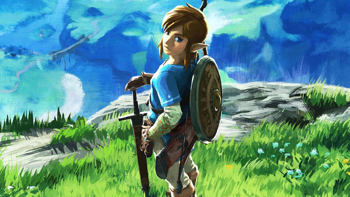 Link's Full Name Is 'Link Link,' Miyamoto Says