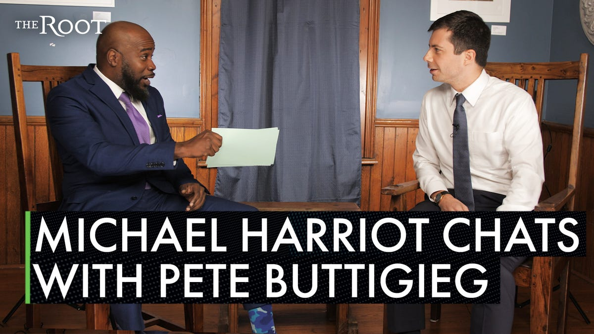 Pete Buttigieg on Institutional Racism, Economic Inequality, and White Supremacy