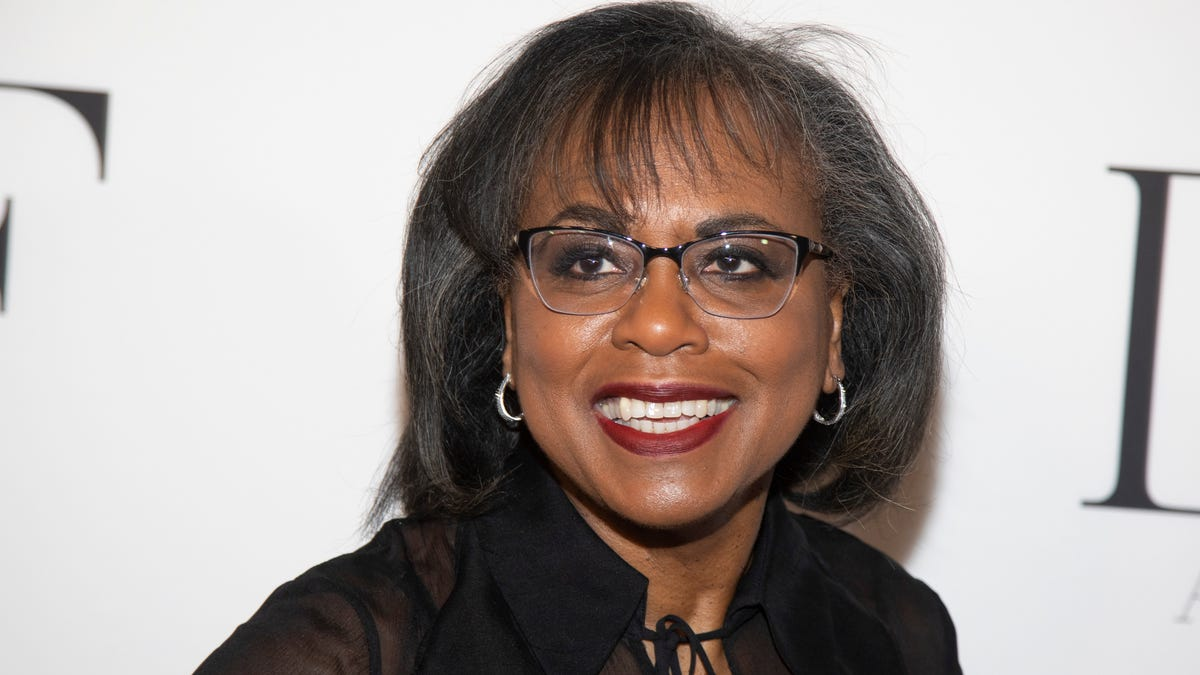 Anita Hill Encourages Entertainment Industry Workers to Take a Survey on Workplace Sexual Harassment