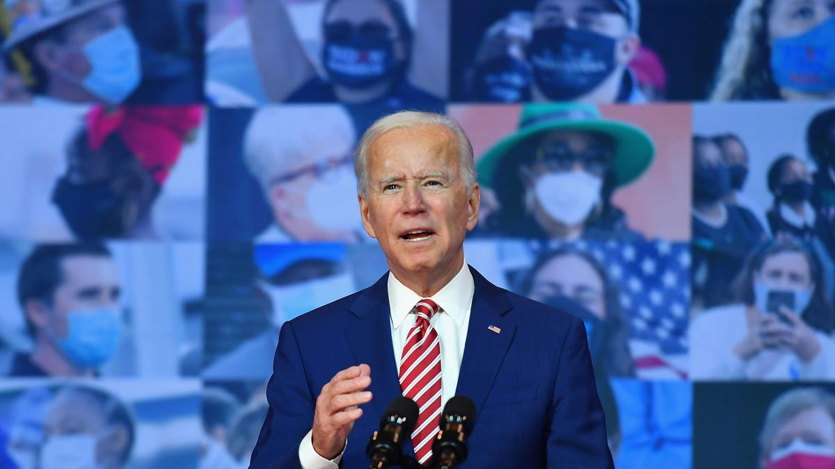 Feds Say 19-Year-Old With a Van Full of Rifles Plotted to Kill Joe Biden, Posted About It on iFunny