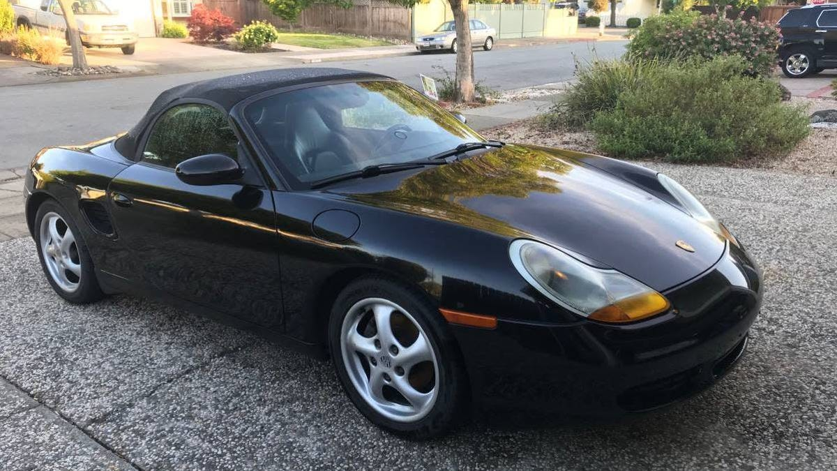 At $6,500, Could This Rough 1997 Porsche Boxster 3.4 Actually Be A Smooth Deal?