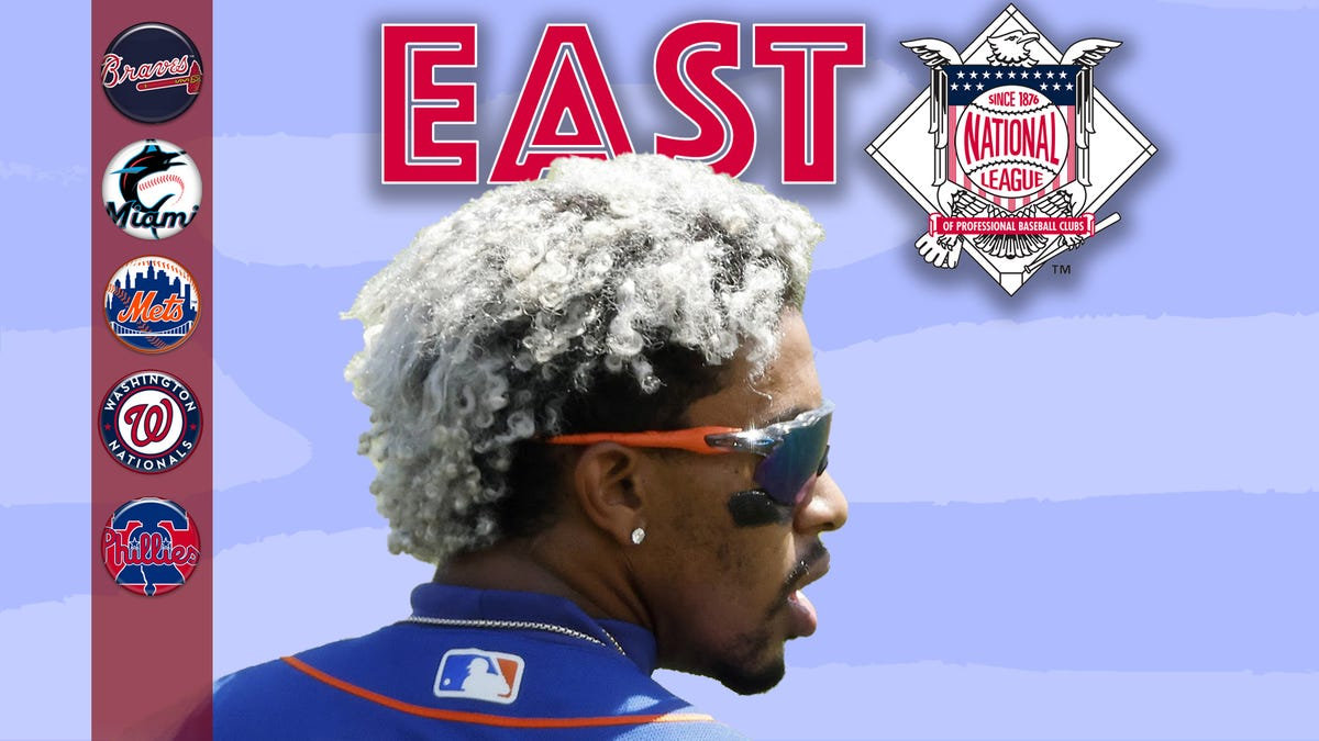 NL East Preview: Are the Mets good enough to topple the Braves?