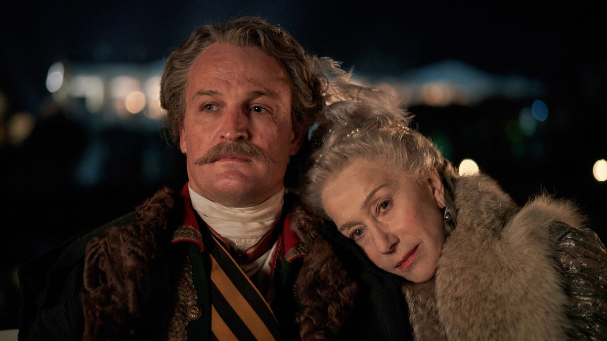 Catherine The Great gets a lackluster love story in new miniseries