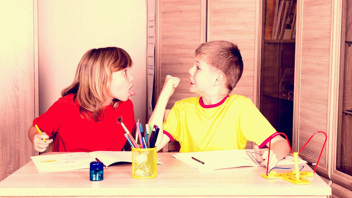 How to Manage Sibling Arguments While You're Stuck at Home
