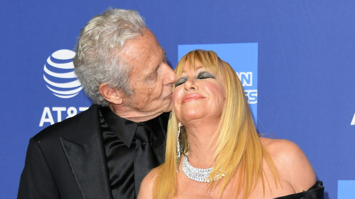 I Can't Stop Looking at Suzanne Somers's $8 Million, Zebra-Upholstered Sex Nest