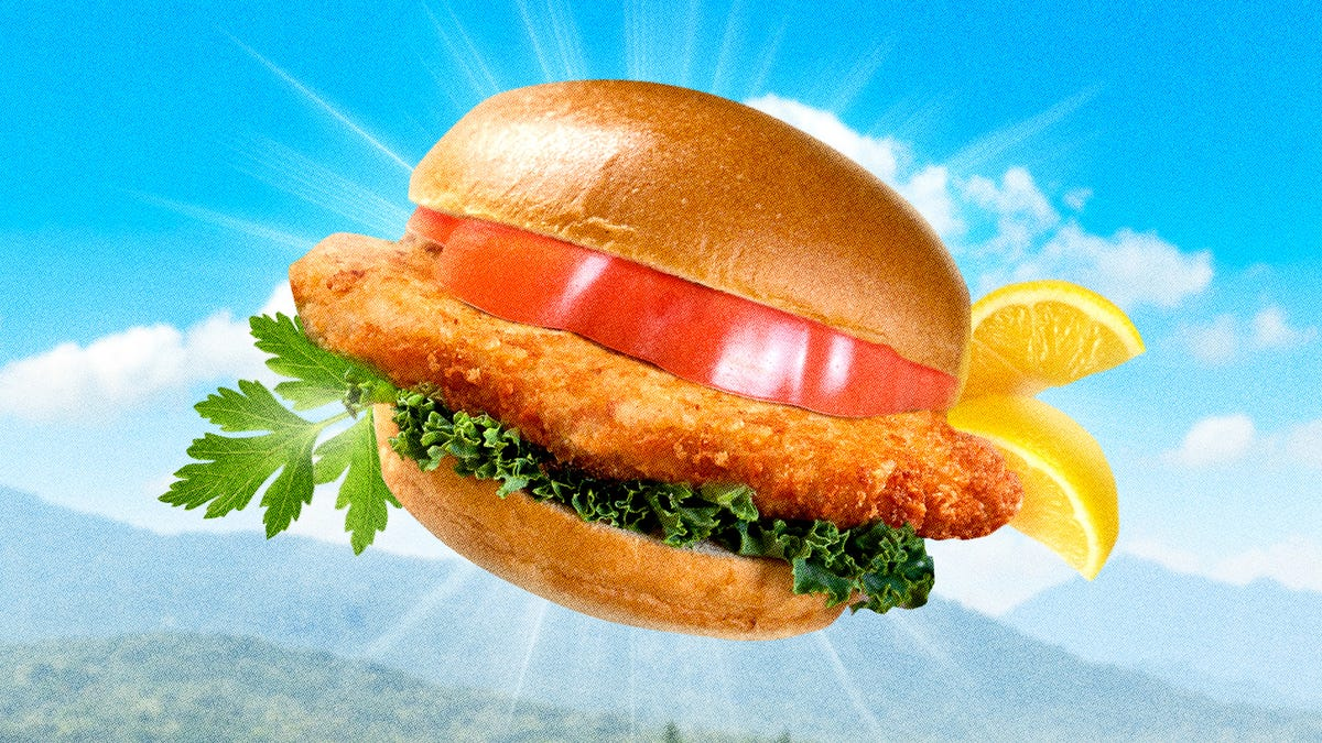 If you like schnitzel, you'll love schliders