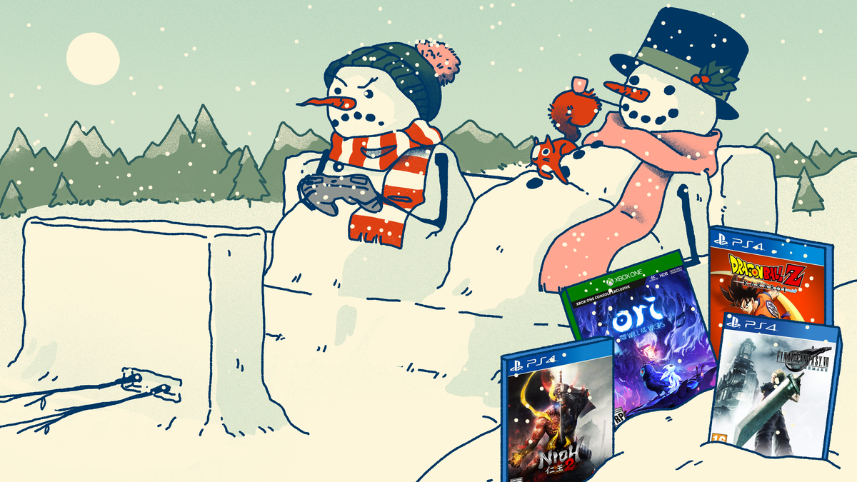 Every Big Game Coming Out In Winter 2020
