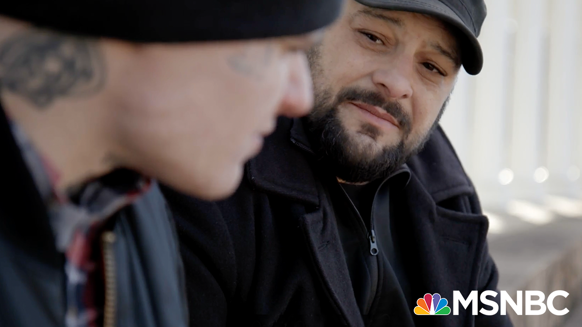 Christian Picciolini Has Answer to Ending Racism in America