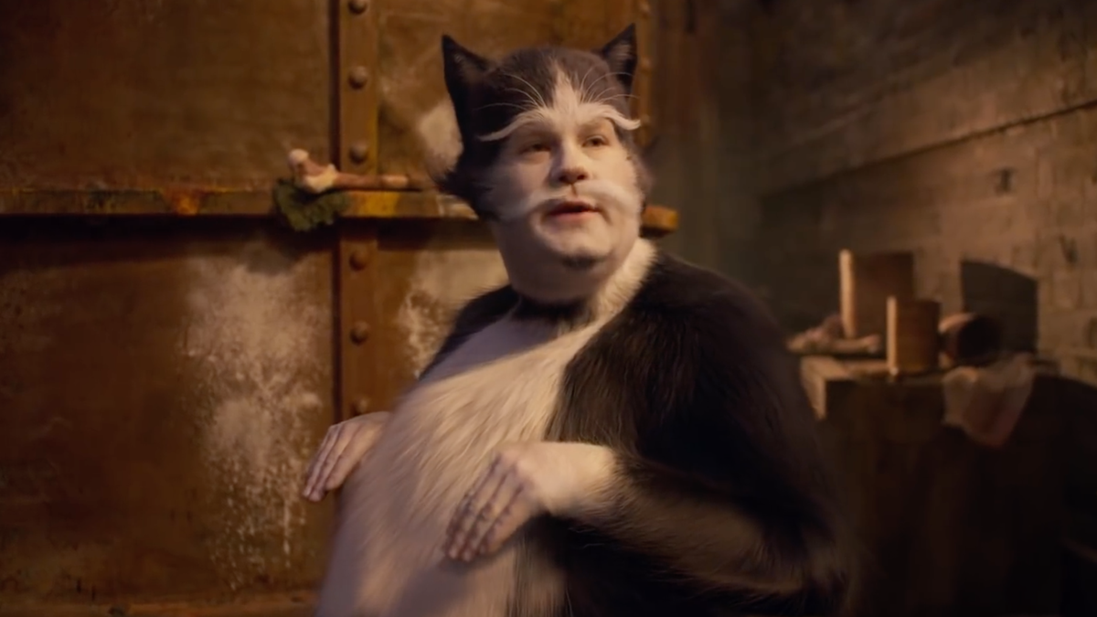 Only Questions Asked of 'Cats' Producers Should Be About Actual Prosthetic Fur