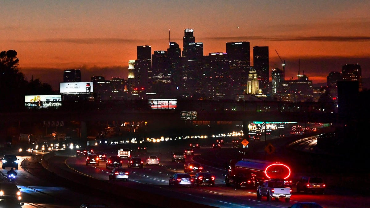 California's Greenhouse Gas Pollution Is Increasing Again