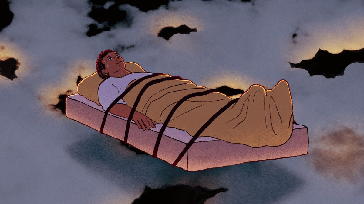 Y Is Sleep Paralysis Scary? And What To Do Bout It!  cover image