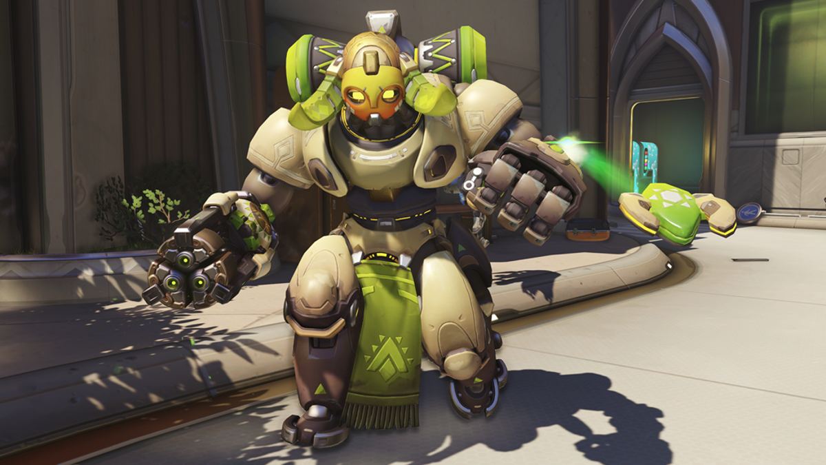 The Tension Of Playing Overwatch During A Blizzard Controversy