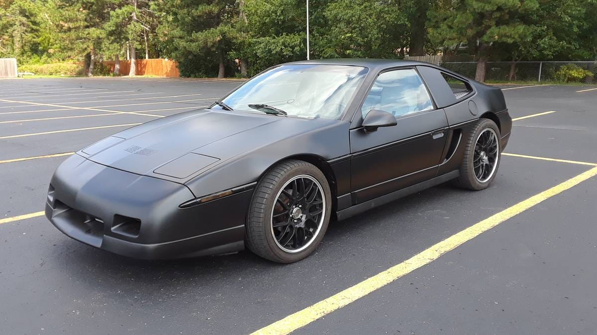 For $8,500, Is This 1988 Pontiac Fiero Project A Good Deal?