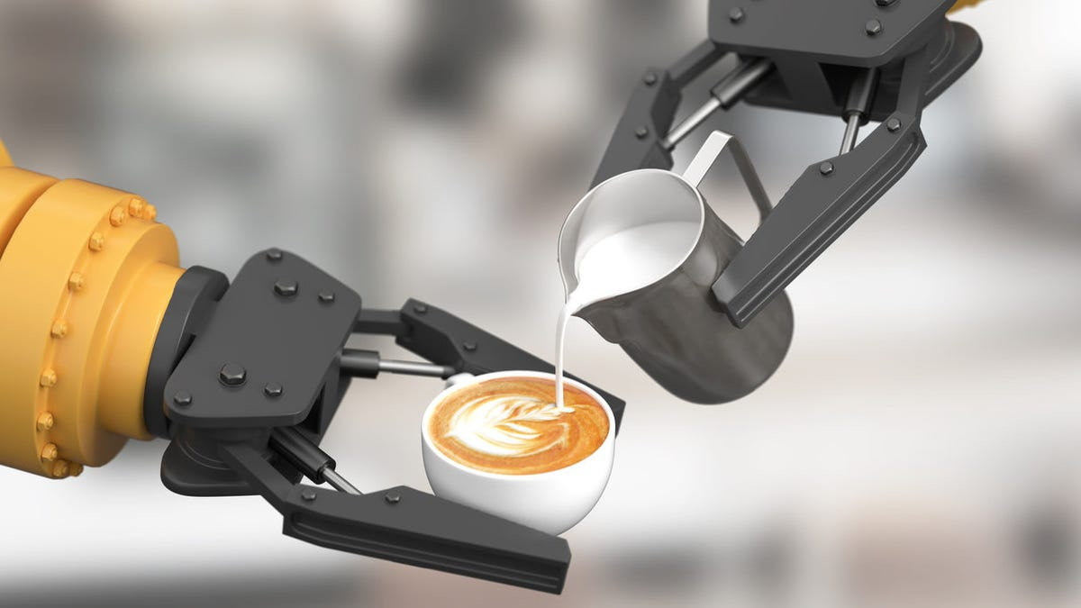 Coffee robot is coming for Whole Foods baristas' jobs