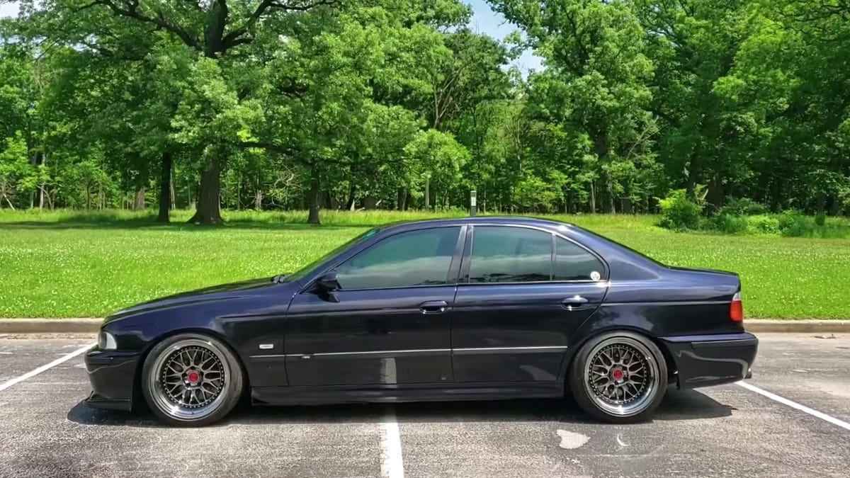 BMW E39 M5 >> You Ve Got To Love Seeing An E39 Bmw M5 With 409 000 Miles