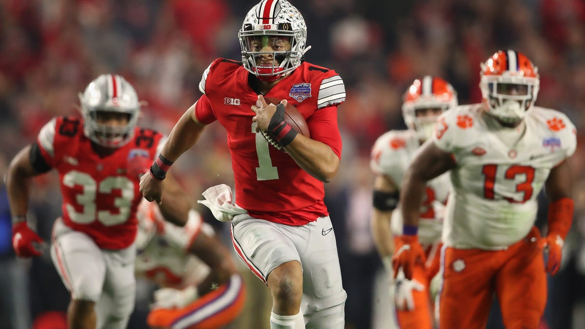 We Can Usually Count on Ohio State to Produce Top-Tier Oblivious Athletes