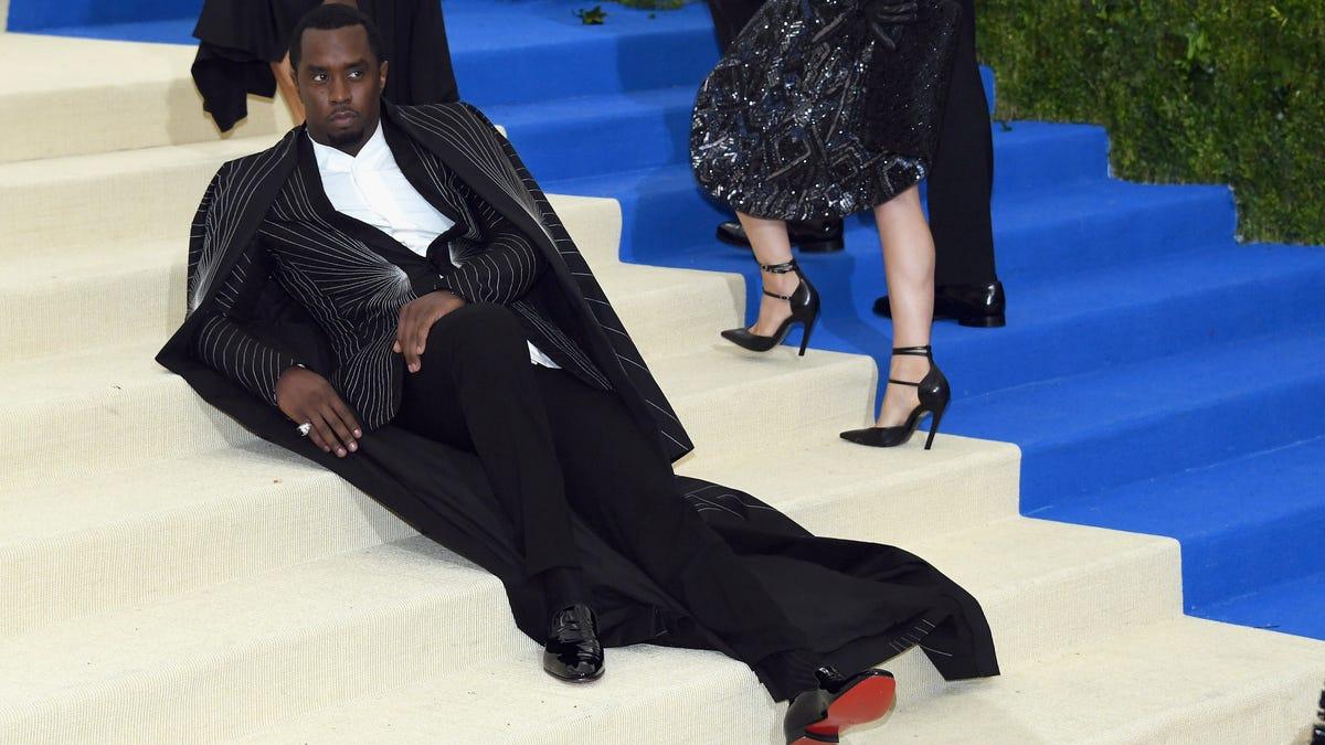 'I Felt Pretty': For His 50th Birthday, Diddy Reflected on Life as Fashion's Bad Boy