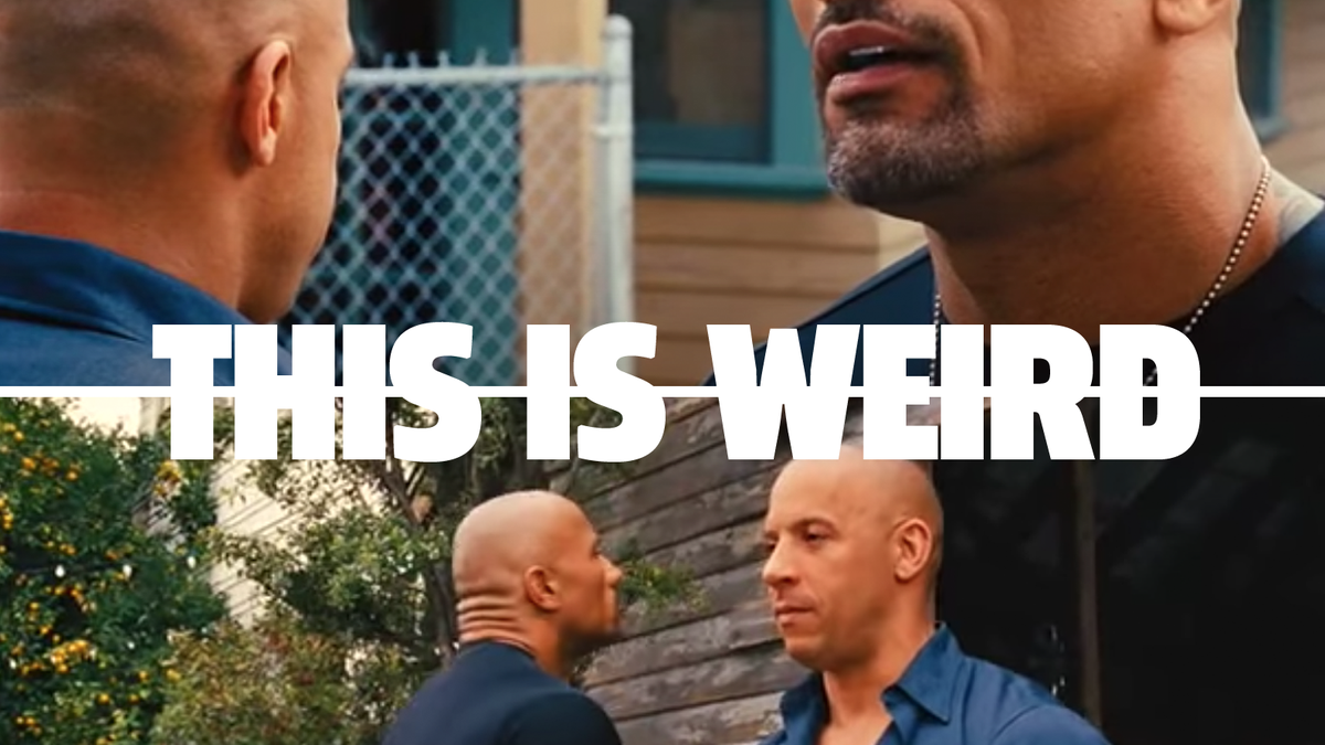 People Are Noticing The Fast And Furious Franchise's Weirdest-Looking Scene Again