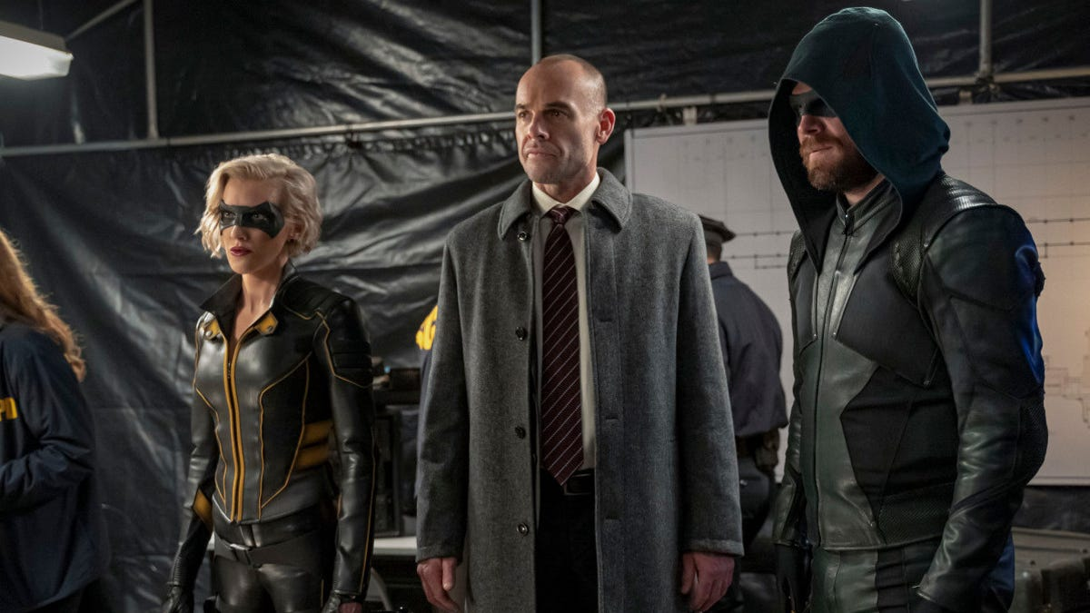 Arrow hops into a time-loop and continues its hot streak