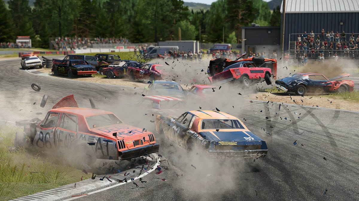 The Most Fun Racing Game Out There Just Got A Big Update For Xbox Series X
