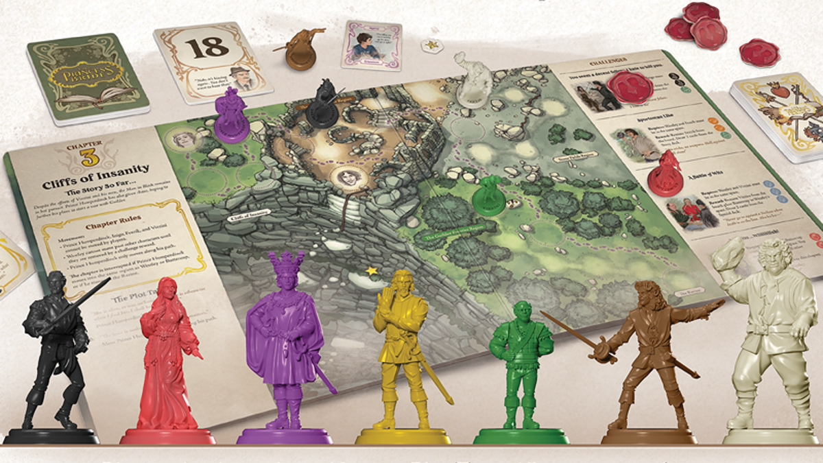 The Princess Bride Board Game Is an Inconceivably Good Idea