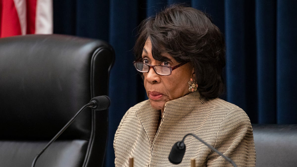 Help, Why Are These People Still Talking About Maxine Waters