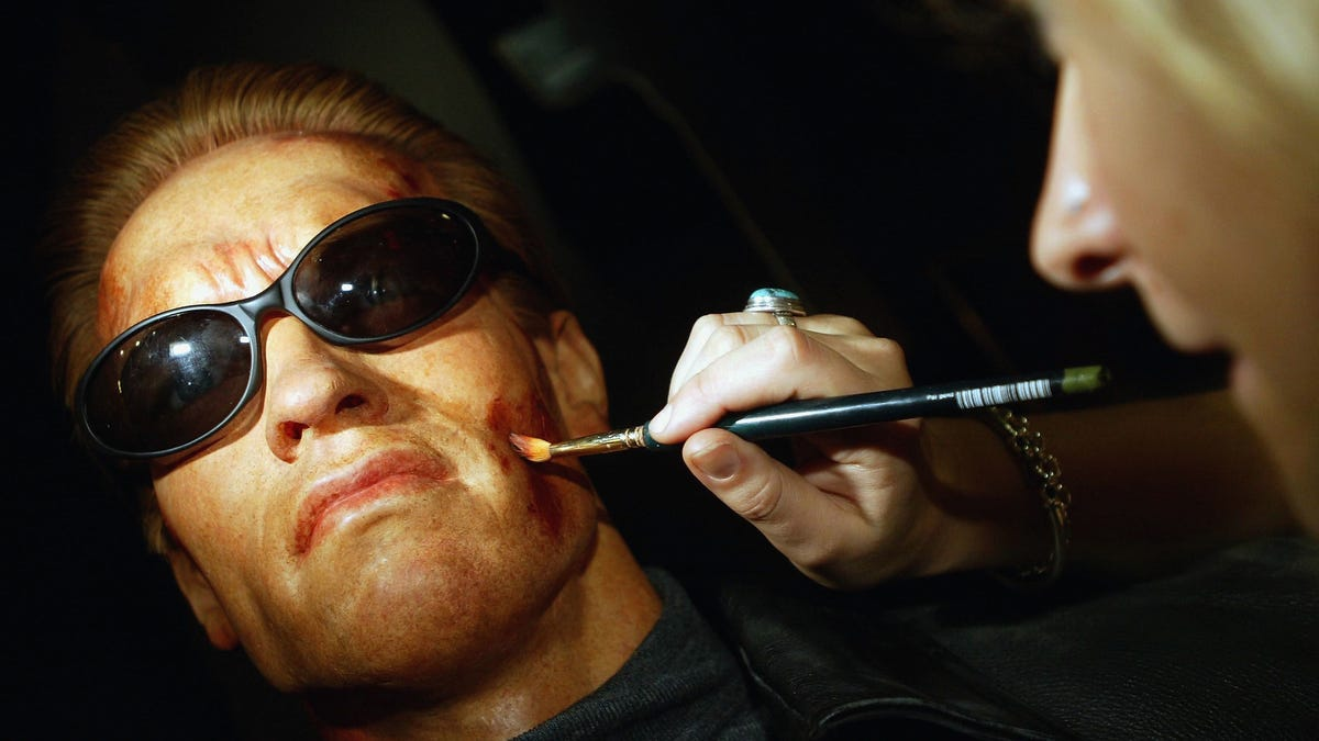 Terminator to become the anime series it was always destined to be