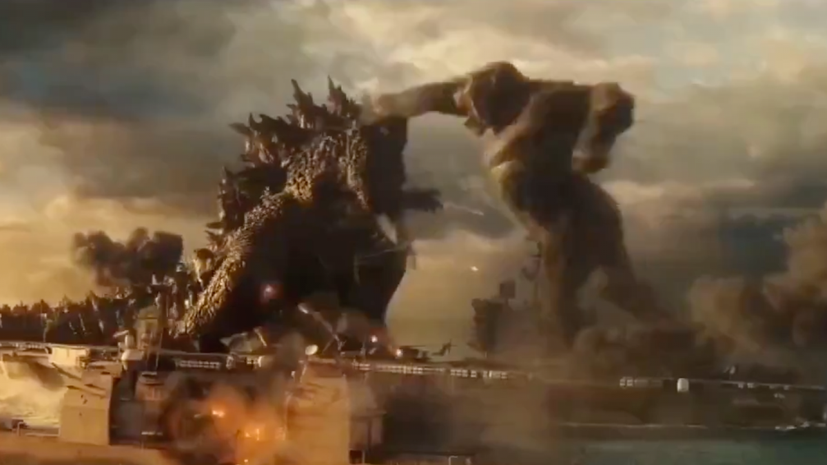 Godzilla vs. Kong Gives Us a Tease of the Brawl We've Been Waiting For