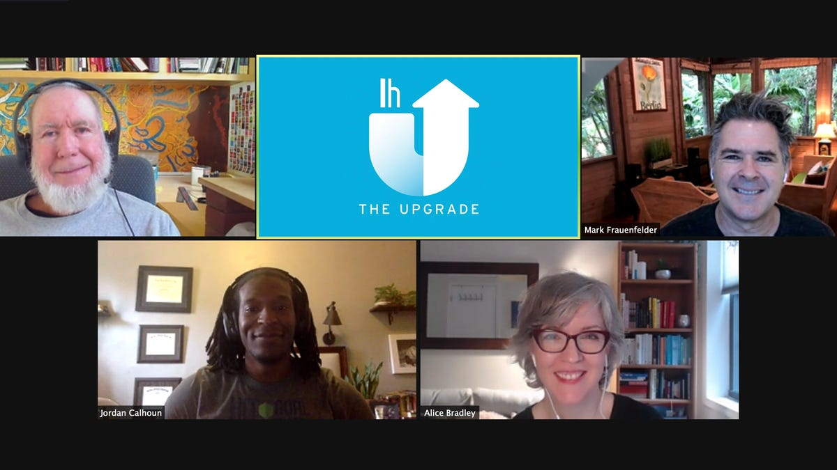 How to Upgrade 2021, With Cool Tools' Mark Frauenfelder and Kevin Kelly