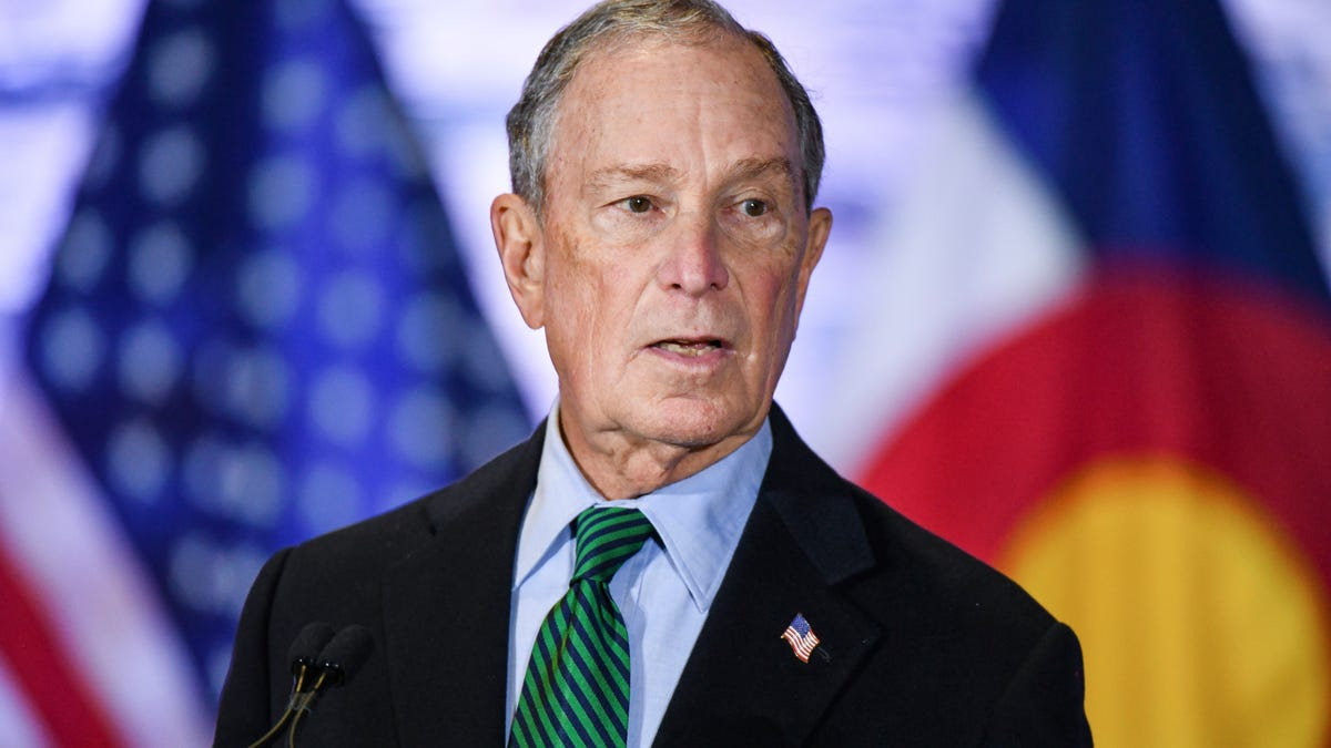 Michael Bloomberg Insists No One Asked Him About Stop-and-Frisk Until He Decided to Run for President...Which,