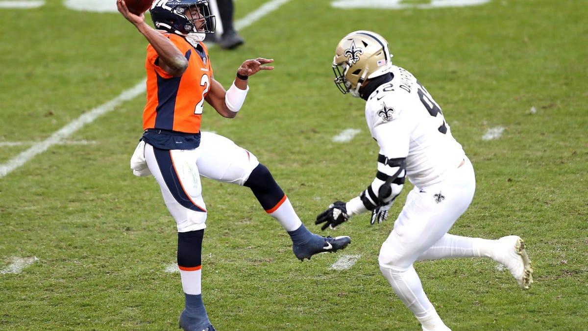The Denver Broncos have set football back 115 years