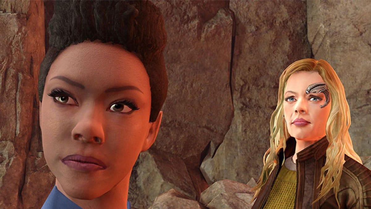 Star Trek's Past and Present Collide in Star Trek Online's 10th Anniversary