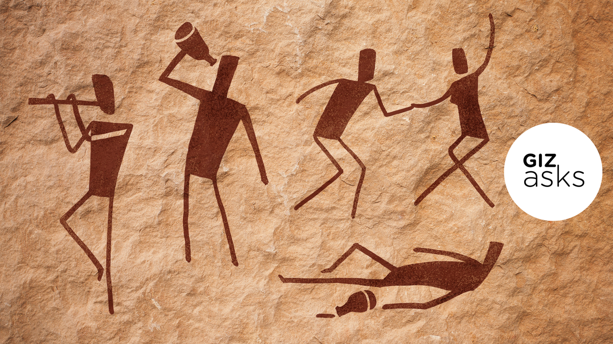What Was the Most Fun Thing Humans Could Do 5,000 Years Ago?