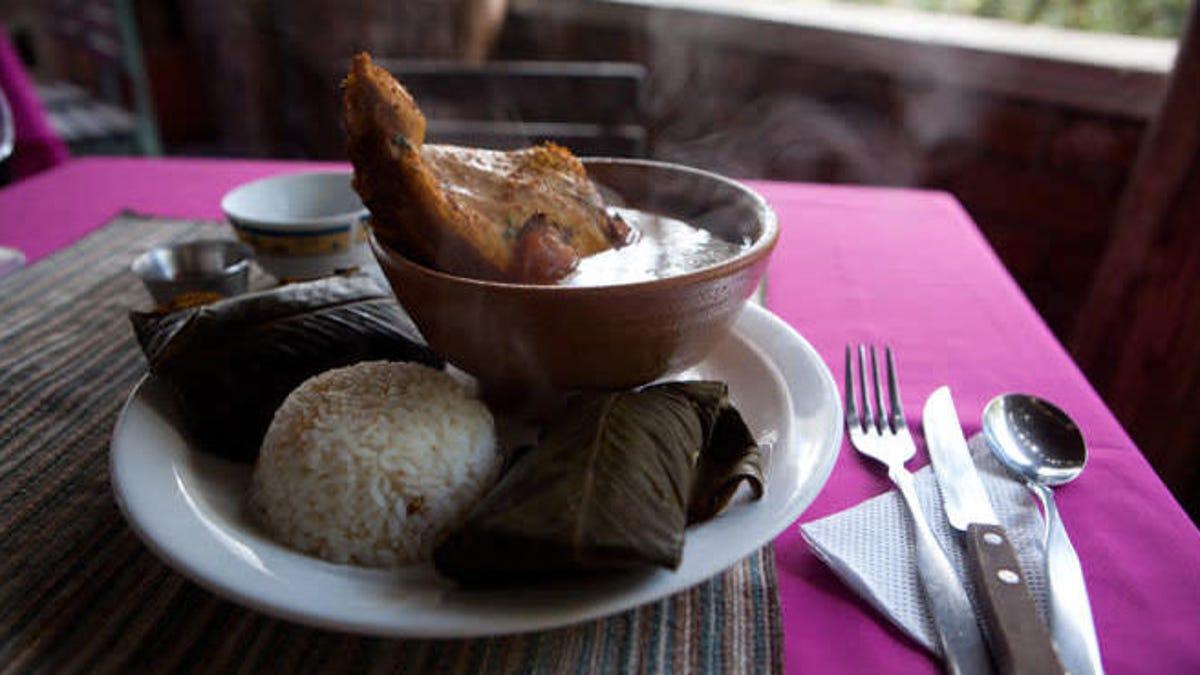 Guatemala's cuisine reflects its hearty Maya heritage
