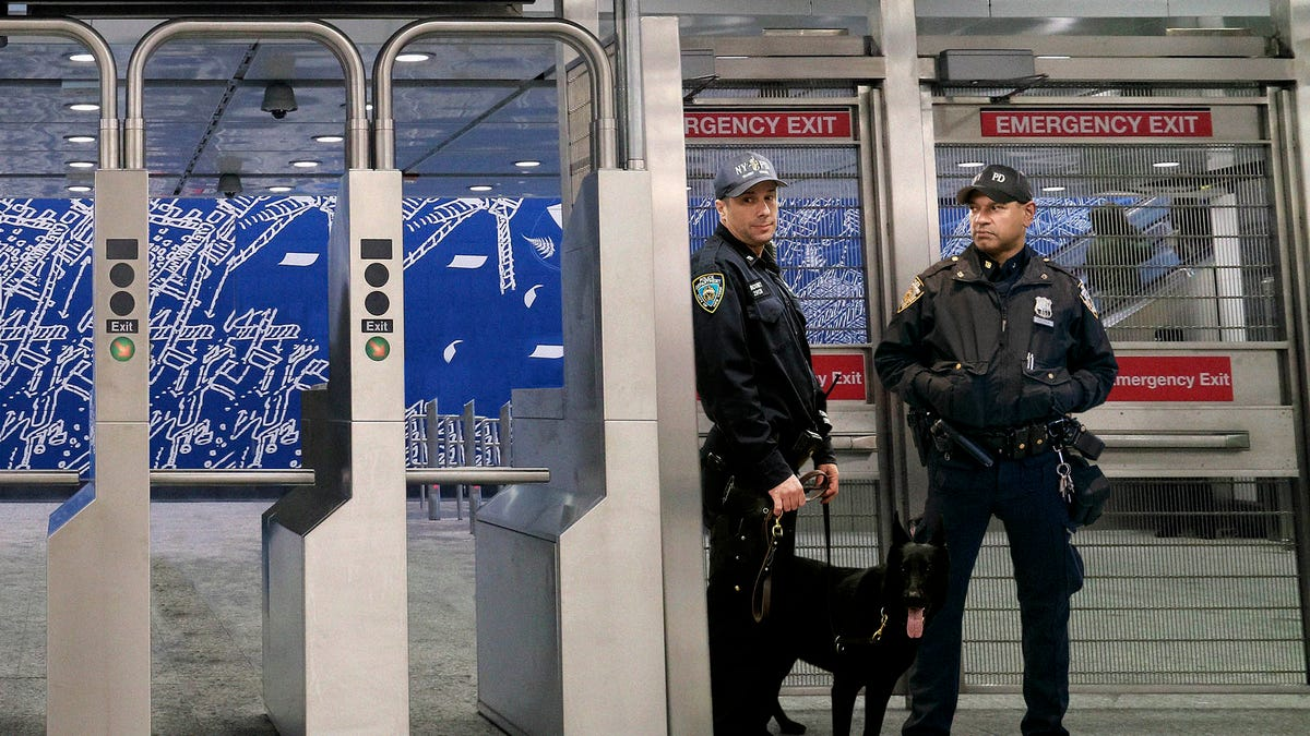 NYC Opens $500 Million Decoy Subway Station To Catch Turnstile Jumpers
