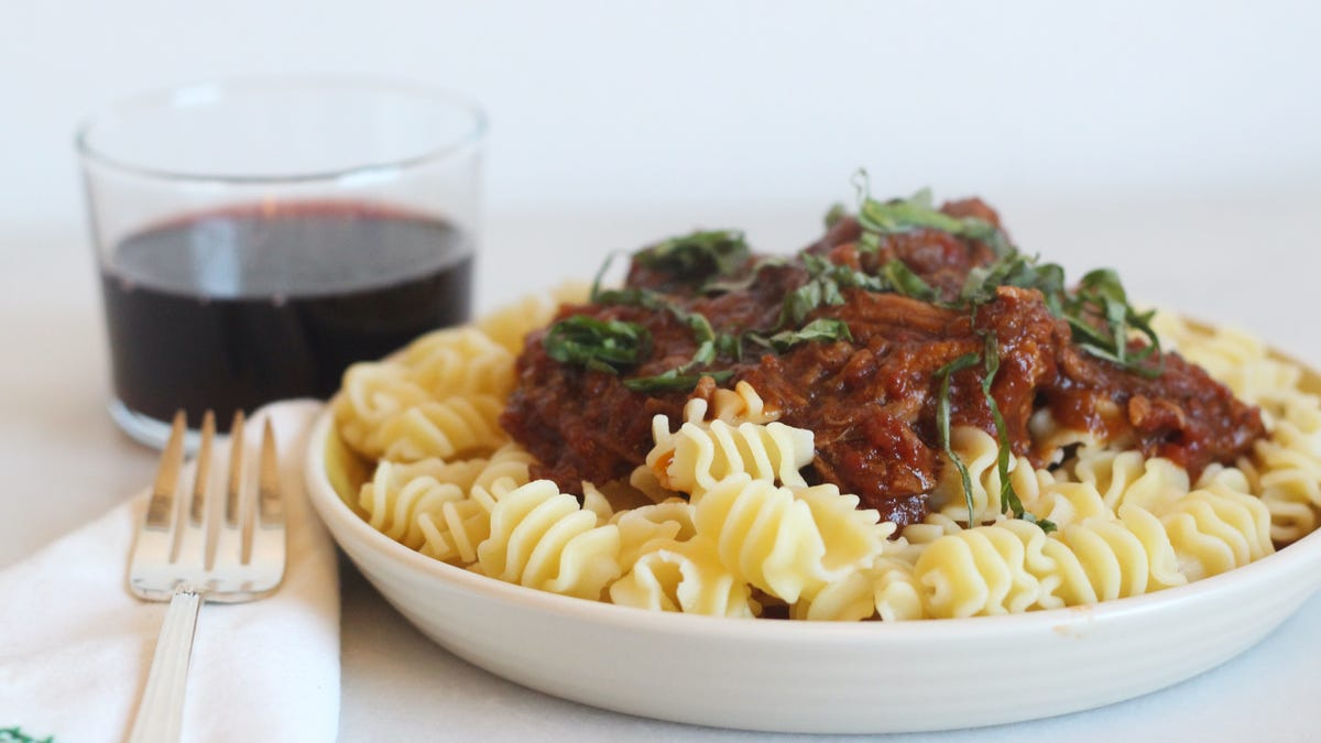 Make the Perfect Instant Pot Pork Ragu With Burnt Onions