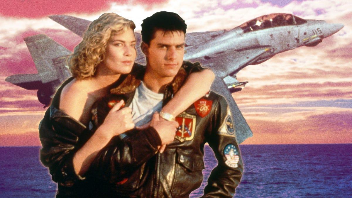 Top Gun is the sleekest, horniest recruitment ad of the 1980s