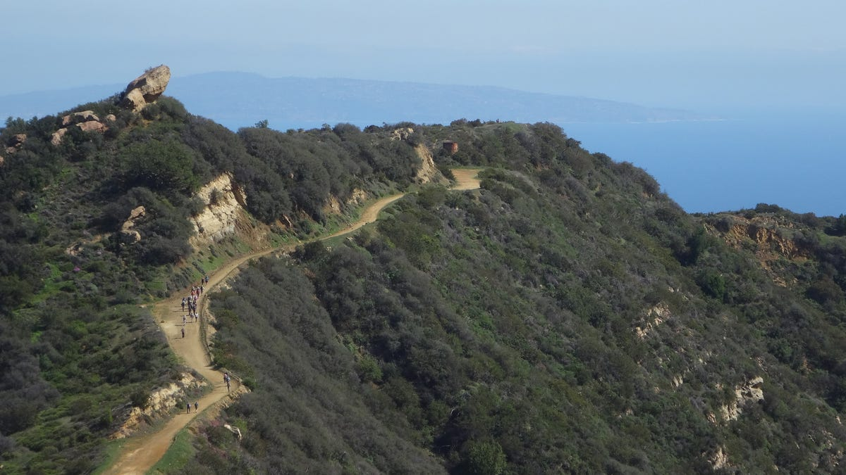 A 67-Mile Hiking Trail Just Opened Through LA's Urban Mountains
