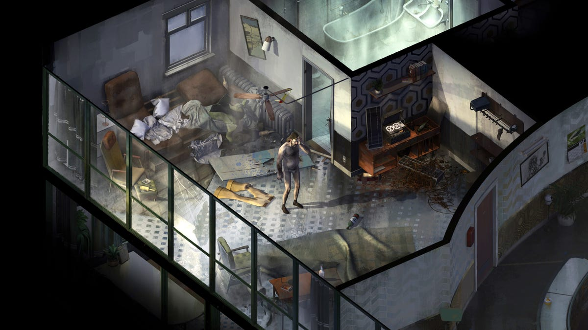 Disco Elysium is the best unofficial Twin Peaks game ever made
