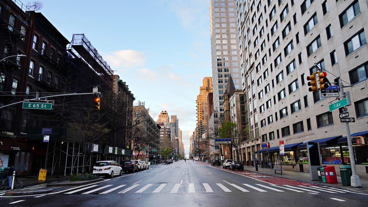 New York City Plan to Close Streets Is Weak As Hell