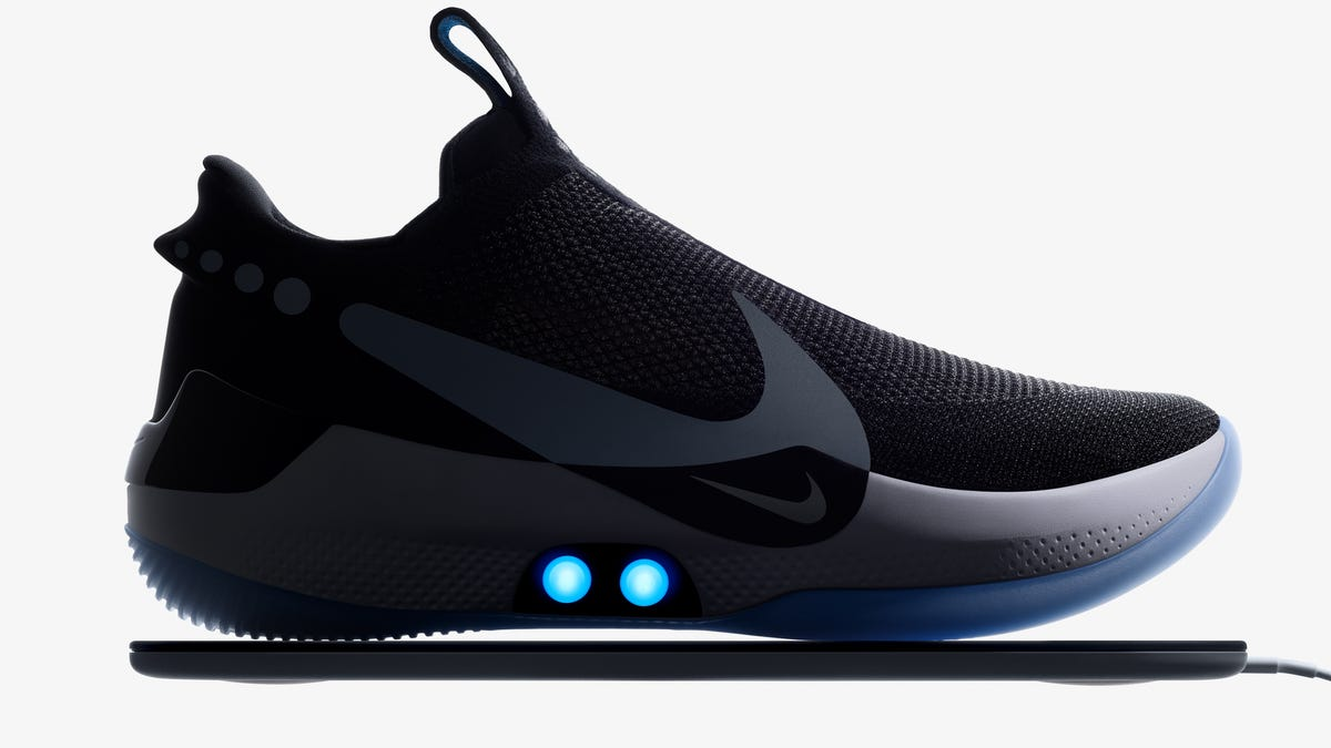 The dream of Back To The Future Part 2 lives on in Nike's