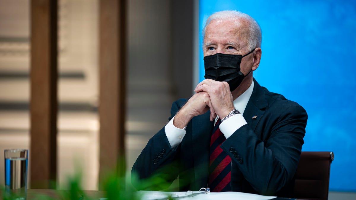 Biden Pledges to Cut U.S. Carbon Emissions 50% by 2030